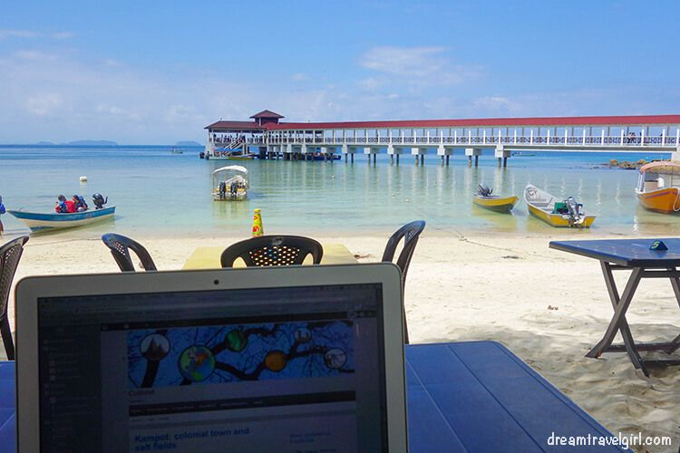 Inspiration days in the Perhentian islands.
