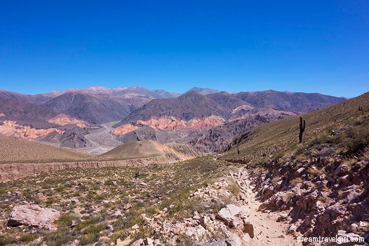 Viajando sola en Argentina