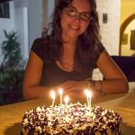 Birthday in Montevideo, Uruguay
