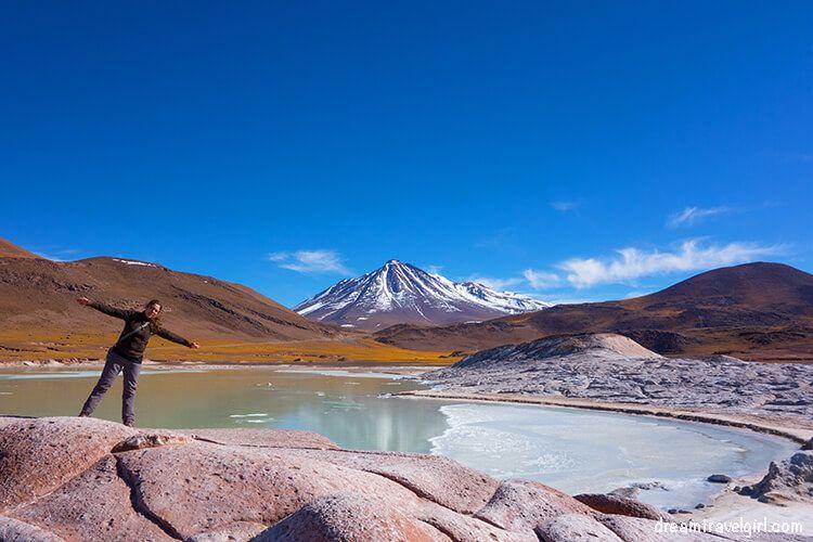 Viajando sola en San Pedro de Atacama, Chile