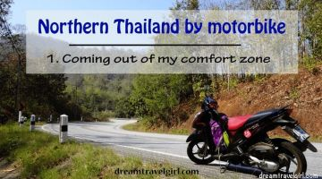 Northern Thailand by motorbike (1): Chiang Dao and Phrao