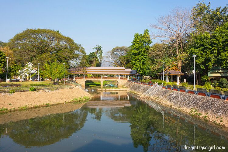 Park in Mae Hong Son