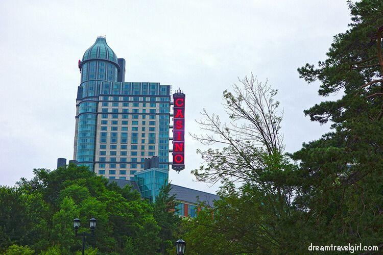 Niagara Falls Canada - casino