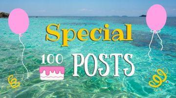 100 posts!! Memories, best of, and feedback