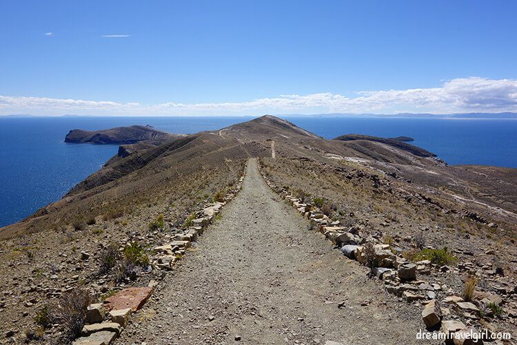 Find your own path (Isla del Sol, Bolivia)