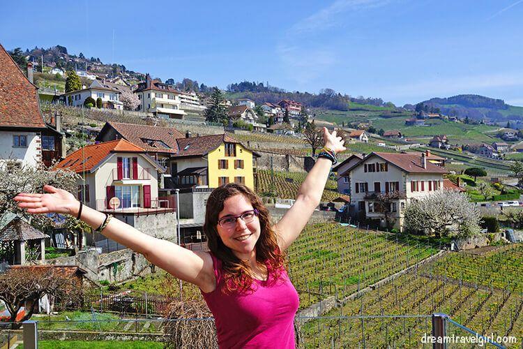 Me in Switzerland