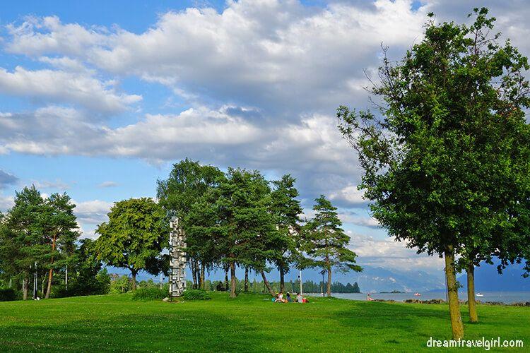 Park of Préveranges