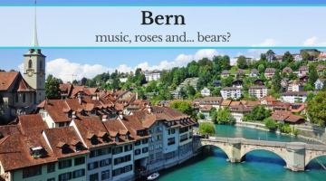 Bern: music, roses and… bears?