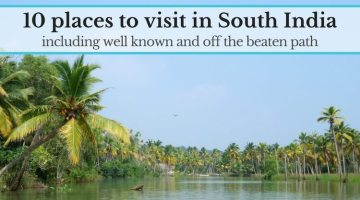 10 incredible places to discover in South India