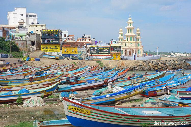 Places to visit in South India: Kanyakumari, Tamil Nadu