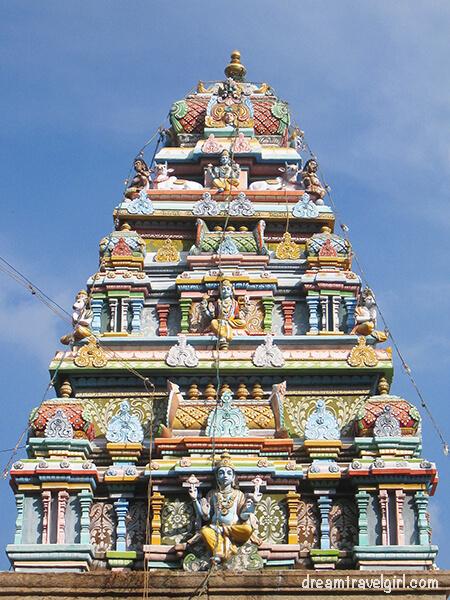 Lugares para ver en el sur de India: templo de Annamalaiyar, Tiruvannamalai, Tamil Nadu