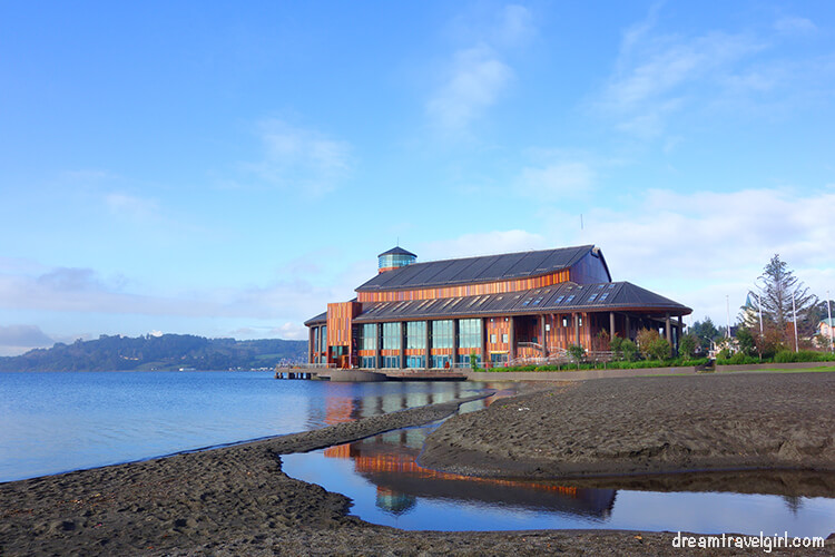 Lake Theater in Frutillar