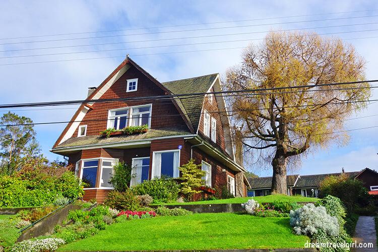 Charming house in Frutillar