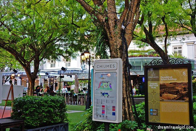 CHIJMES; Singapore