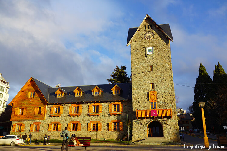 Building in Bariloche