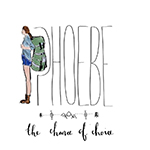 "Guest post from Phoebe from ""The chance of choice"", blog logo"