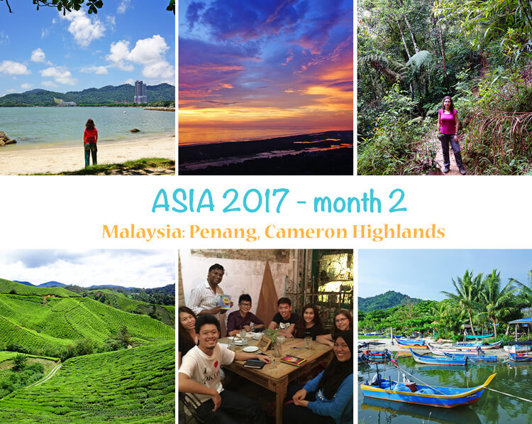 First year as digital nomad: photo summary of month 2