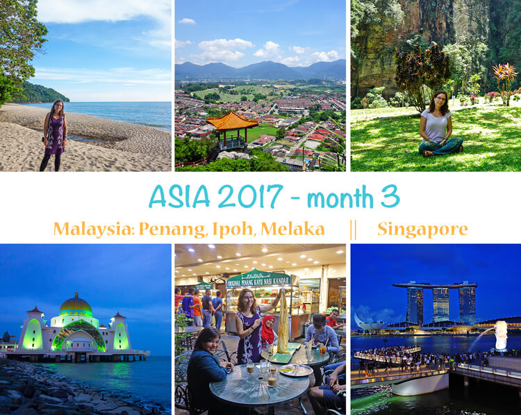 First year as digital nomad: photo summary of month 3