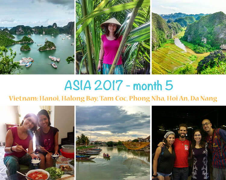 First year as digital nomad: photo summary of month 5