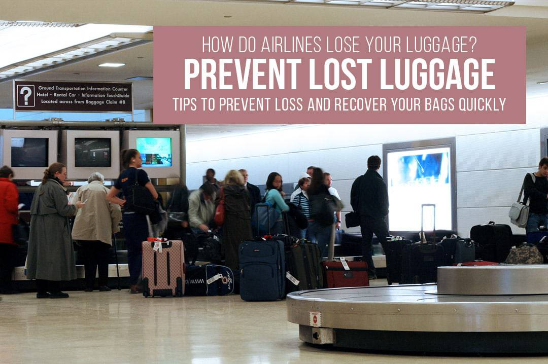 How Airlines Lose Your Luggage? Tips to Prevent Lost Luggage Disasters
