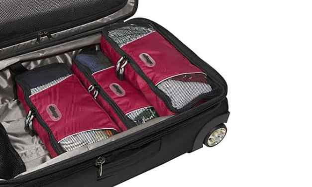 How to Pack Your Luggage With Travel Packing Cubes and Folders