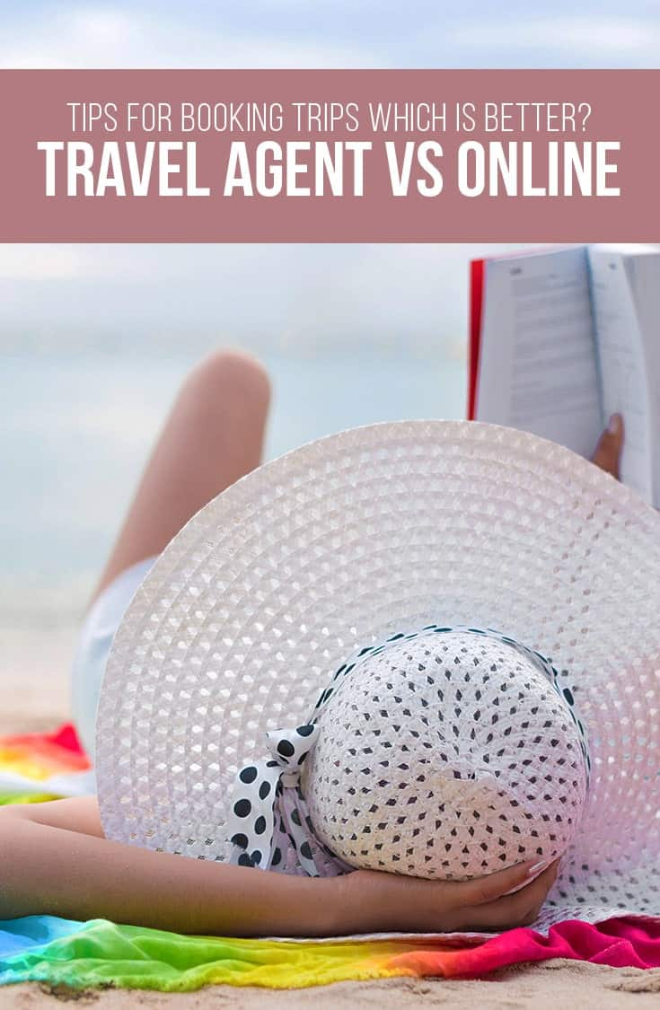 Booking with a travel agent vs online which is better? We have some tips that may help you make the right decision. | Travel | Tips | Booking Online | Booking Travel Agent |