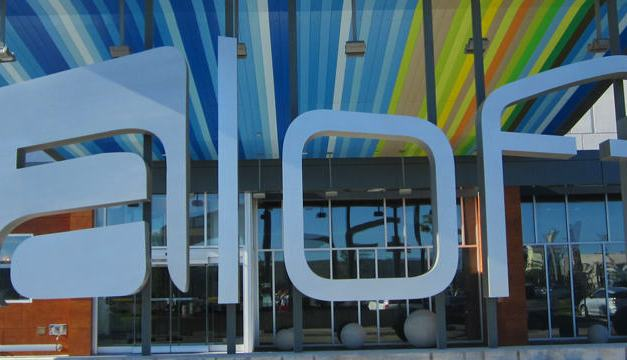 Hotel Reviews – ALOFT Hotel Vaughan Mills Affordable Luxury Boutique Hotel