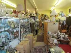 Lakefield Ontario Furniture Exchange store stuffed
