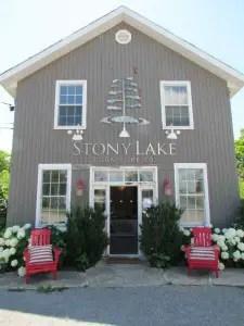 Lakefield Ontario Stony Lake Furniture Company