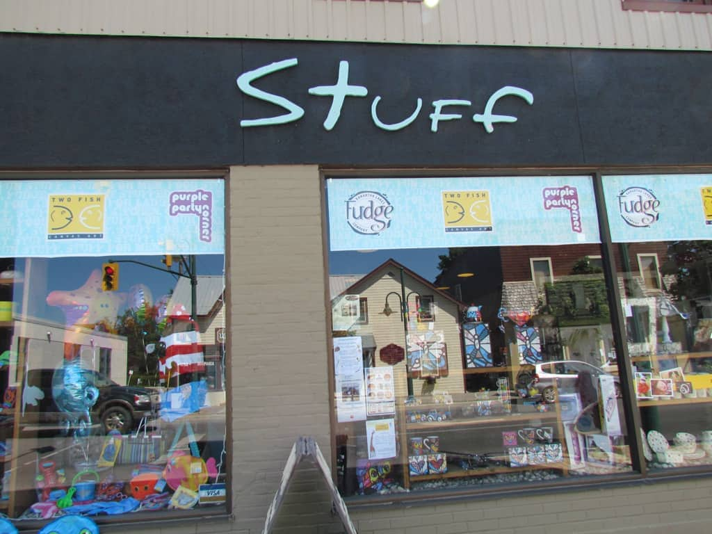 Lakefield Ontario Stuff store