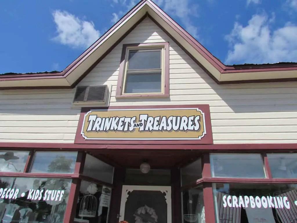 Lakefield Ontario Trinkets and Treasures