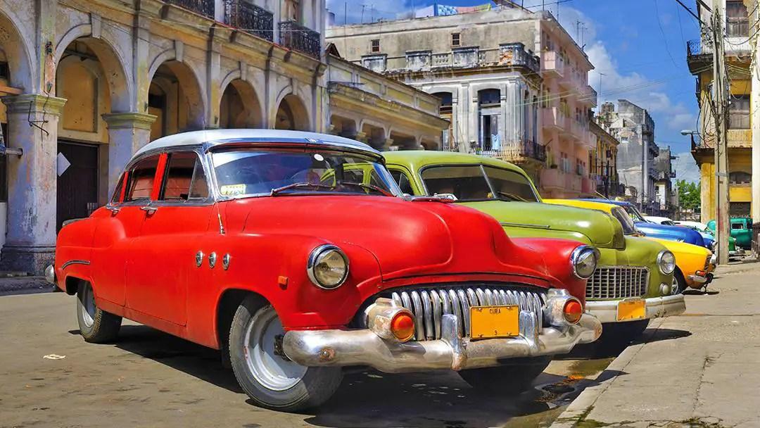 Historical Old World Charm of Havana Cuba