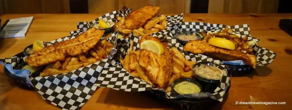 Baked and Battered-Haliburton-Village-fish fry
