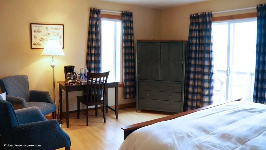 Viamede Resort_2014_Kawarthas_one bedroom cottage