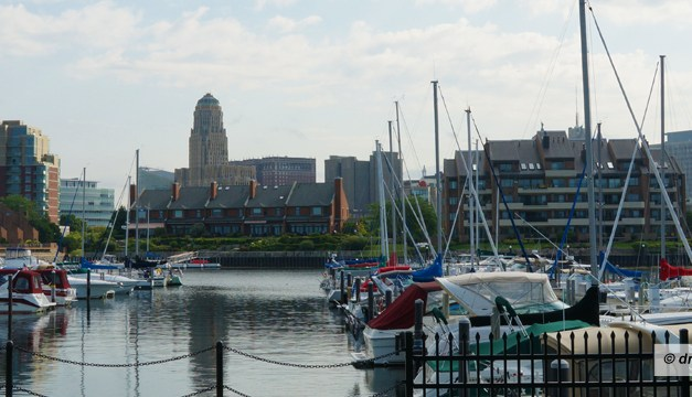 City of Buffalo New York Amazes with A Growing Buzz of Change