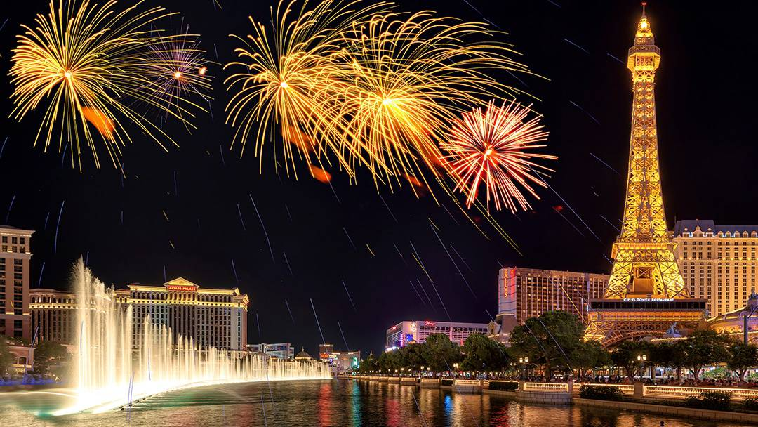 A Guide to Celebrating New Year's Eve in Las Vegas