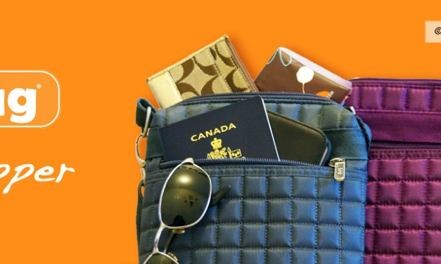 Lug Skipper Shoulder Pouch: Don't Let Its Small Size Fool You