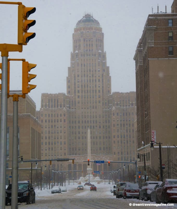 Snow Day in Buffalo New York A Girl's Getaway