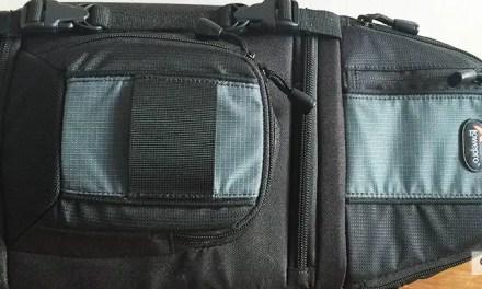 Review: Lowepro Slingshot 102 Camera Bag
