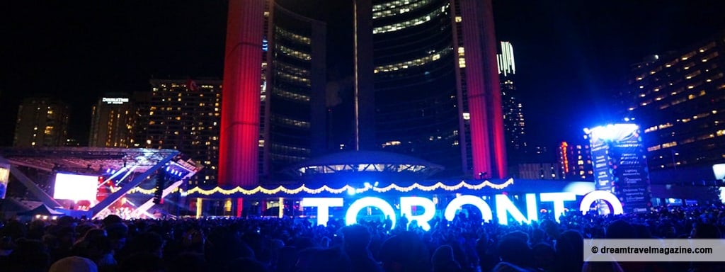 Toronto Lights Up the Holidays with the Cavalcade of Lights