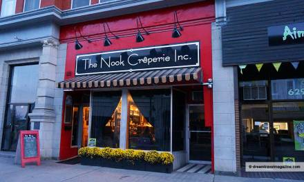 Savoury or Sweet, Nook Creperie Pembroke Serves Delicious Crepes