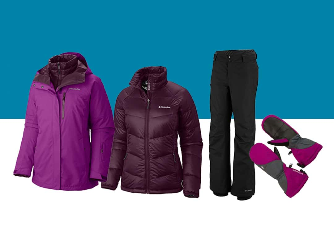 Staying Warm and Stylish in Winter Gear by Columbia Sportswear