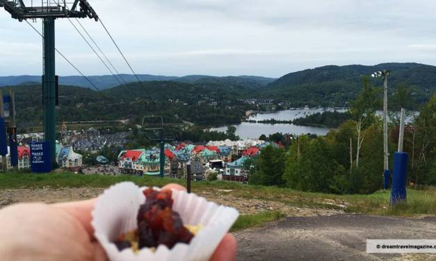 Tremblant Gourmand Foodie Festival with a Healthy Approach