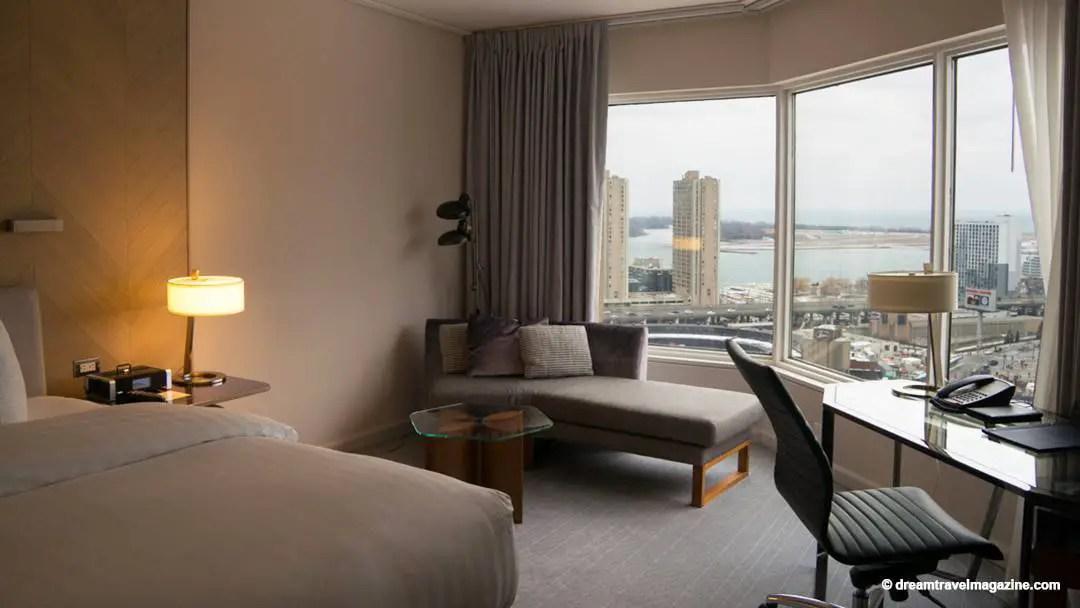 Winterlicious Getaway at Intercontinental Toronto Centre Hotel