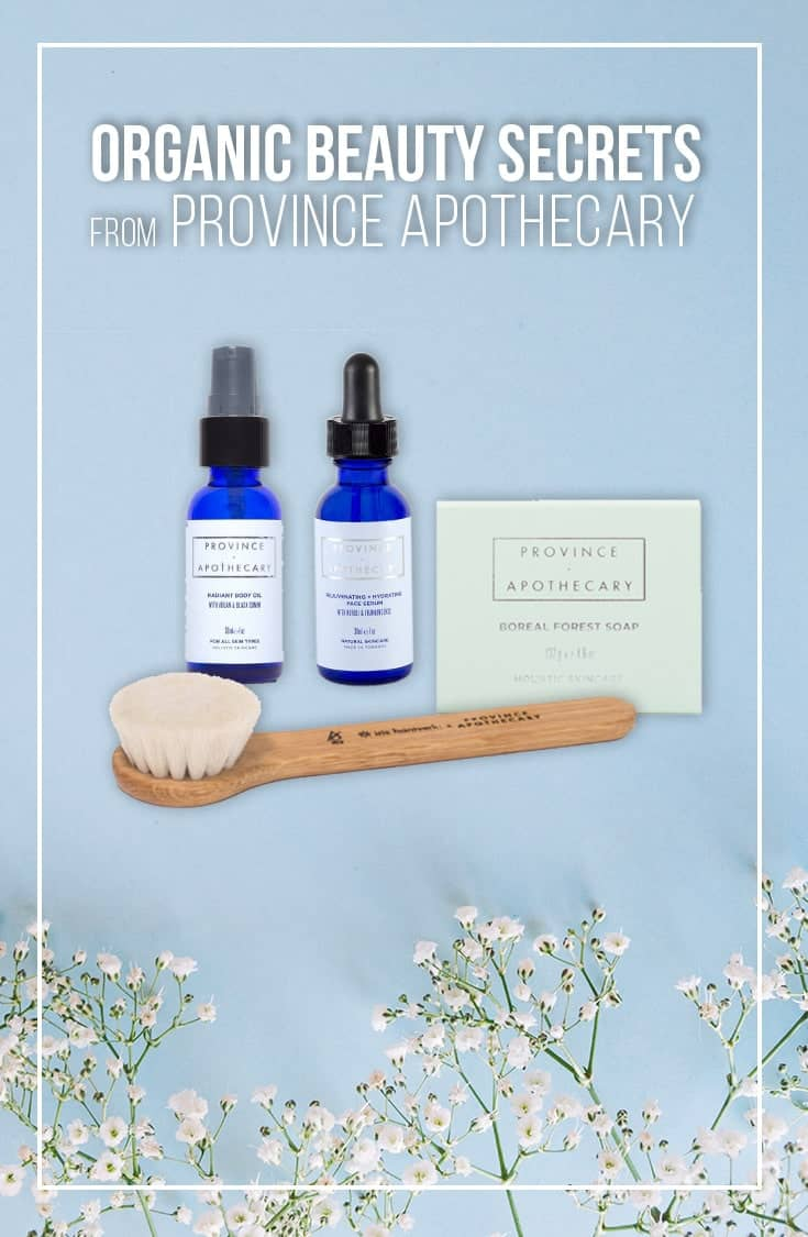 Province Apothecary Organic Skincare and Beauty Products are made from natural ingredients with no chemicals. Formulated for sensitive skin, these organic beauty products deliver results. A luxury organic beauty line with fragrant products and body oils. Check out our review in this post.   Organic Beauty Products   Vegan   Organic Skincare   Body Oil   Beauty   Skincare  
