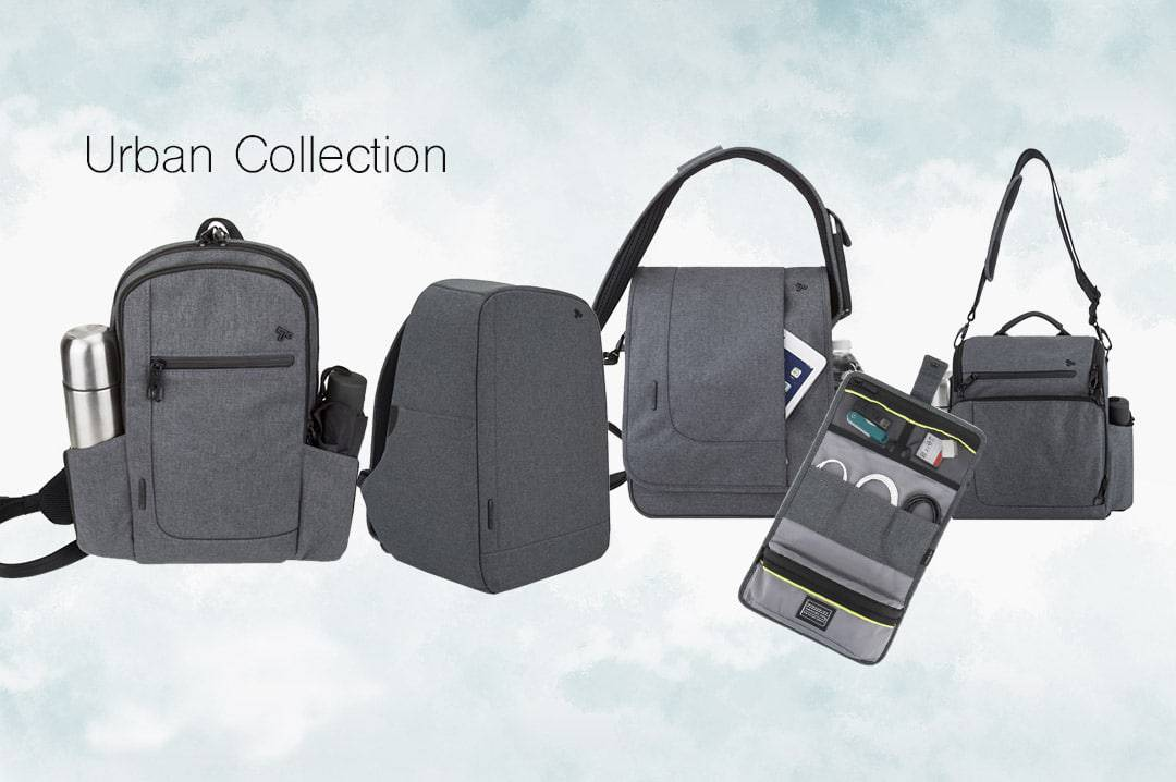 Urban Collection Travelon anti-theft bags