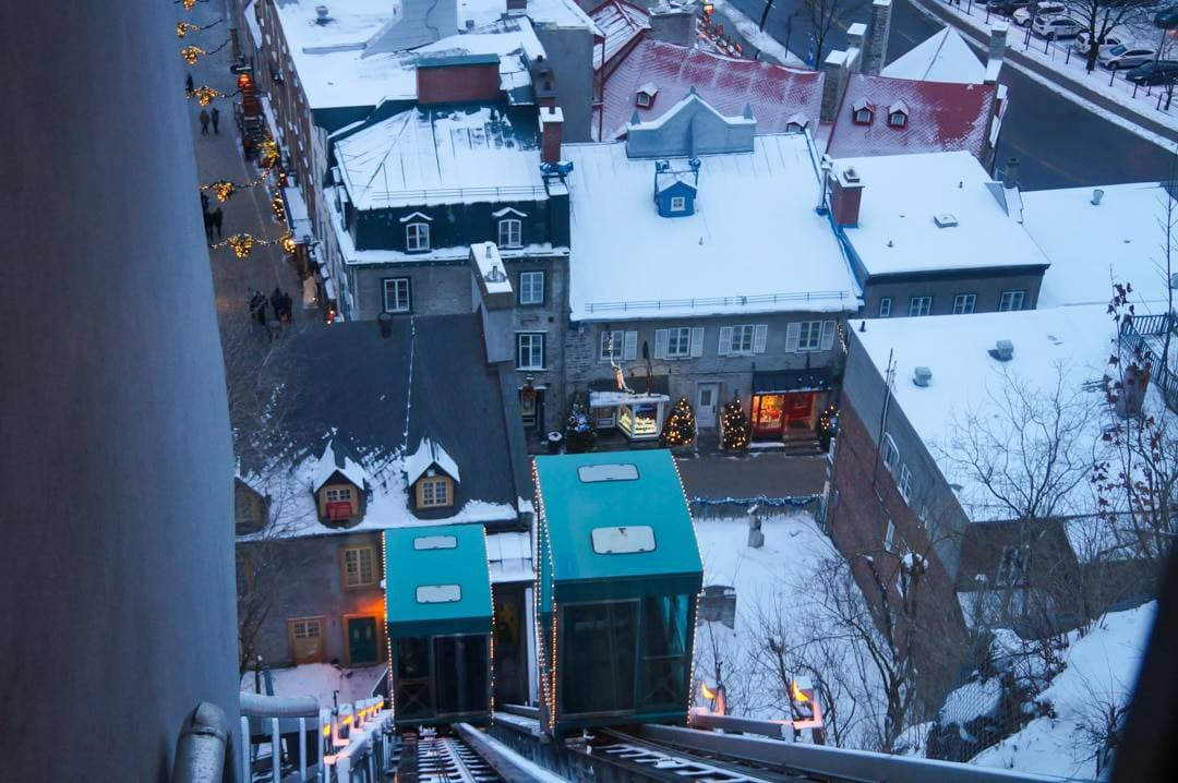 10 Things to do during Winter Quebec City