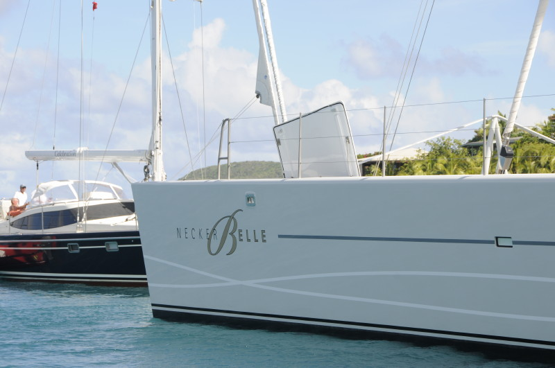Sailing On Sir Richard Bransons Necker Belle Luxury