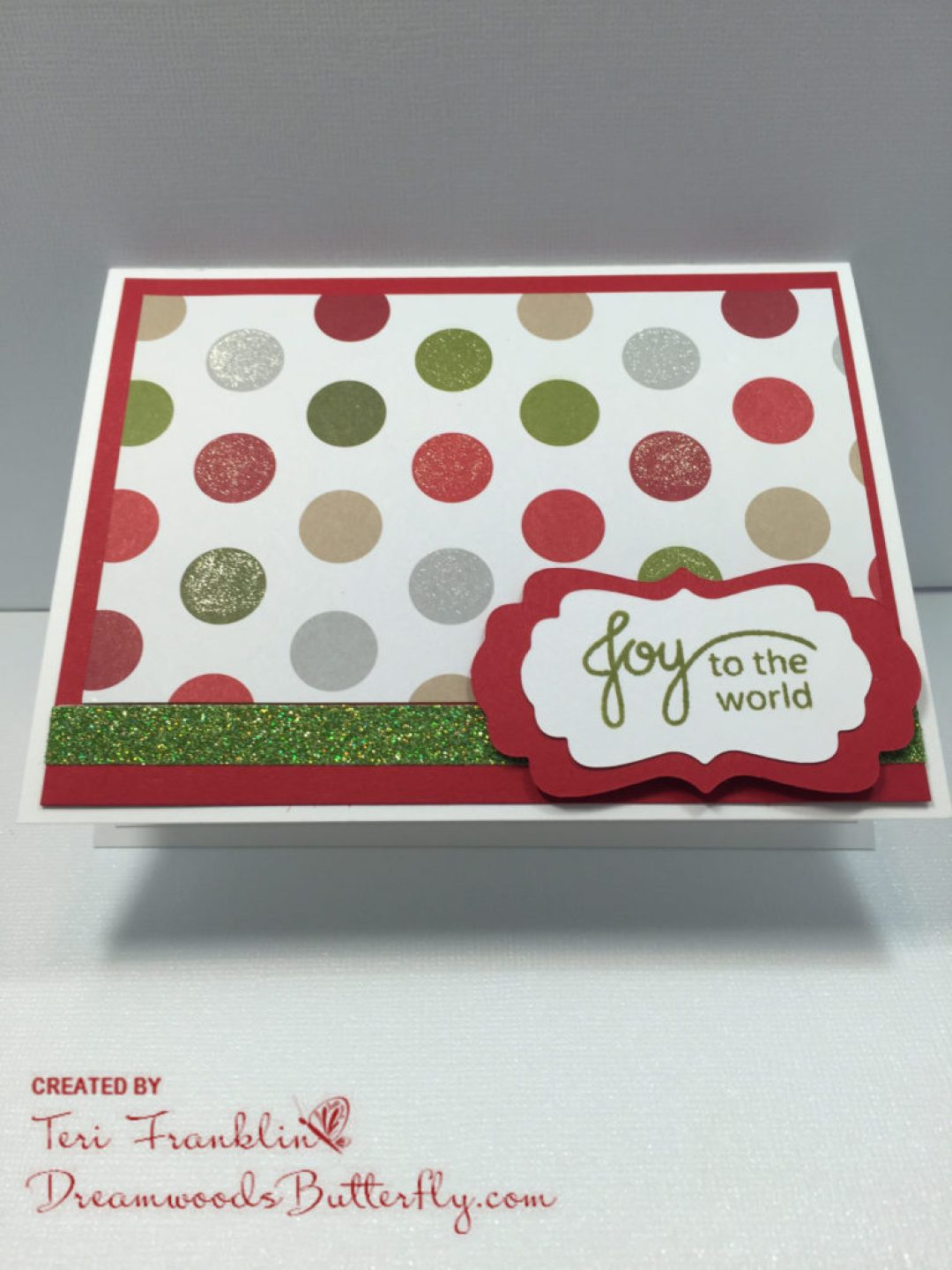 Christmas Dots WM
