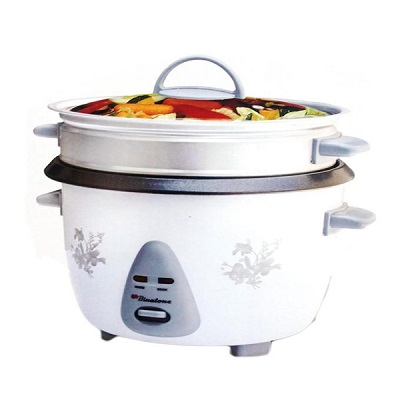 Binatone Rice Cooker 2.2 L RCSG-2204